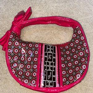 Vera Bradley patent bag